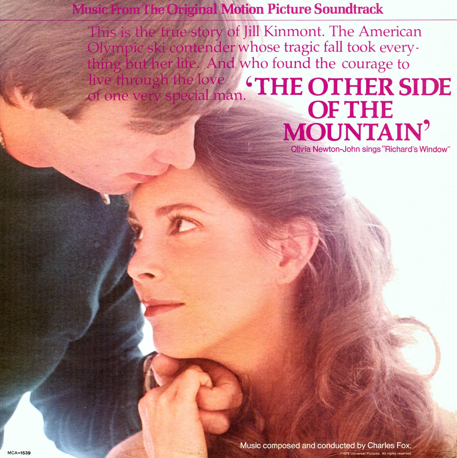 The Other Side Of The Mountain - Original Soundtrack, Charles Fox OST LP/CD