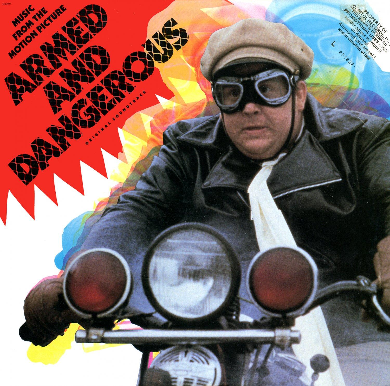 Armed And Dangerous - Original Soundtrack, Atlantic Starr OST LP/CD