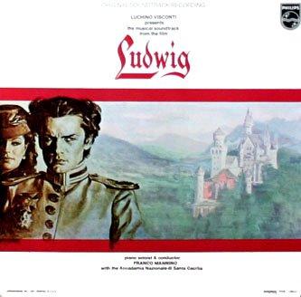 Ludwig - Original Soundtrack, Richard Wagner & Franco Mannino OST LP/CD