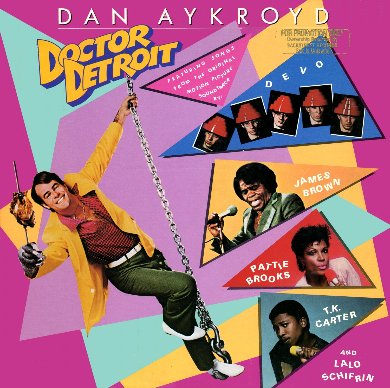 Doctor Detroit - Original Soundtrack, Devo & Pattie Brooks OST LP/CD