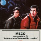 An American Werewolf In London (1981) - Meco Soundtrack, Elmer Bernstein Tape/CD