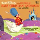 The Stories Of Hans Christian Andersen - Walt Disney Soundtrack, Camarata LP/CD