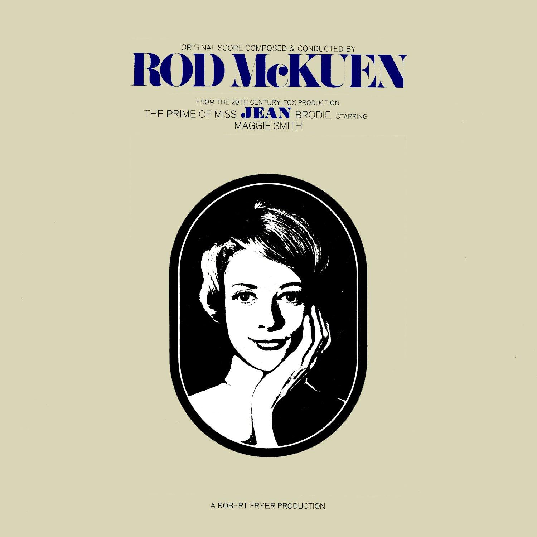 The Prime Of Miss Jean Brodie - Original Soundtrack, Rod McKuen OST LP/CD