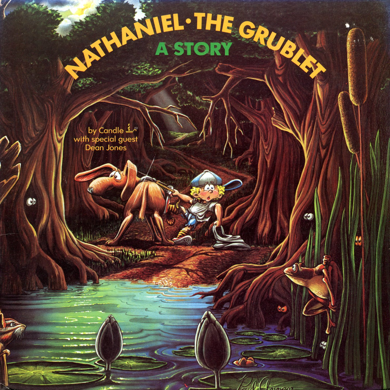 Nathaniel The Grublet - A Story Soundtrack, Dean Jones LP/CD