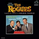 The Rogues - Original TV Soundtrack, Nelson Riddle OST LP/CD