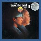 The Karate Kid Part II - Original Soundtrack, Bill Conti OST LP/CD 2