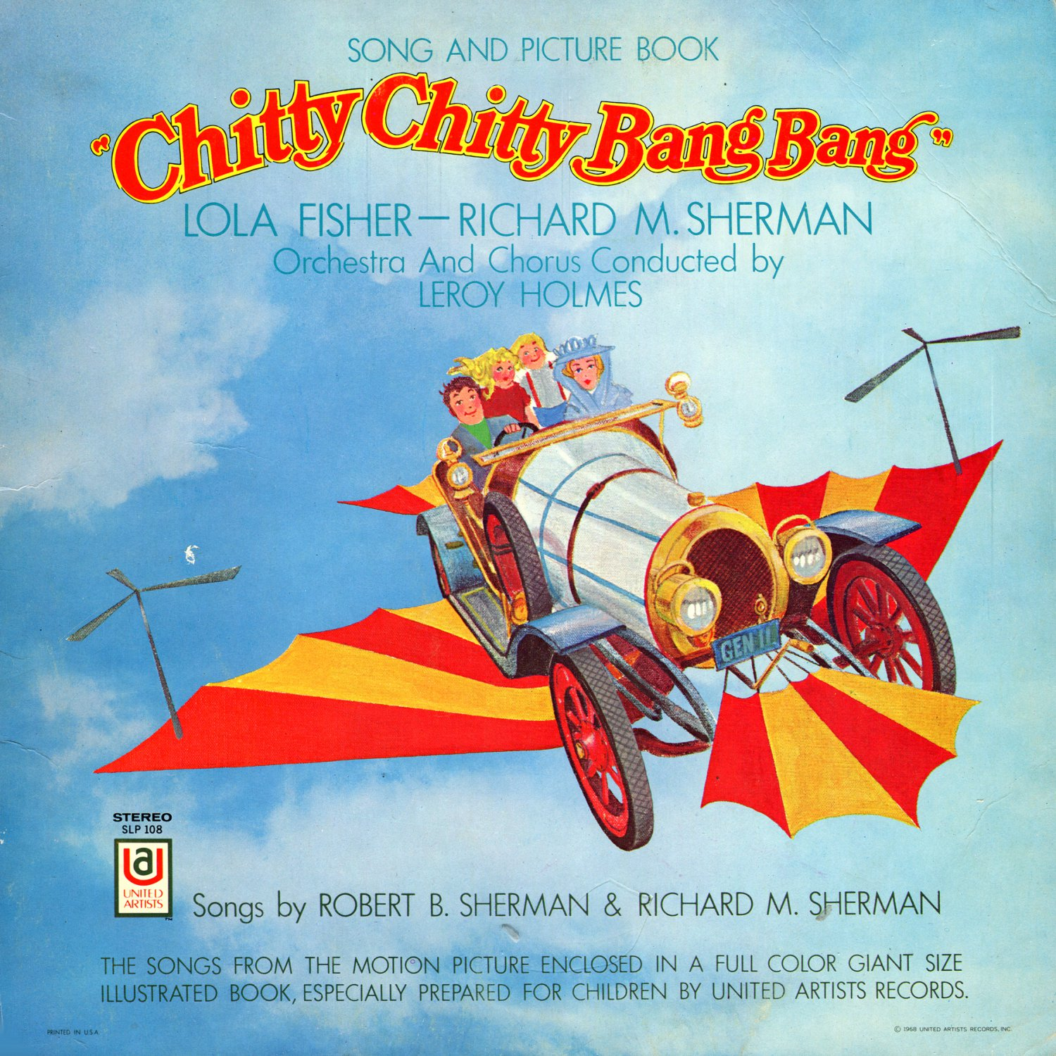 Chitty Chitty Bang Bang Soundtrack Chitty Chitty Bang Bang Song