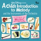 A Child's Introduction To Melody - Walt Disney Music Collection, Camarata LP/CD
