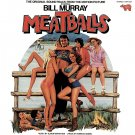 Meatballs - Original Soundtrack, Elmer Bernstein OST LP/CD
