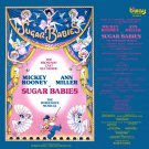 Sugar Babies (The Burlesque Musical) - Original Broadway Cast Soundtrack, Mickey Rooney OST LP/CD