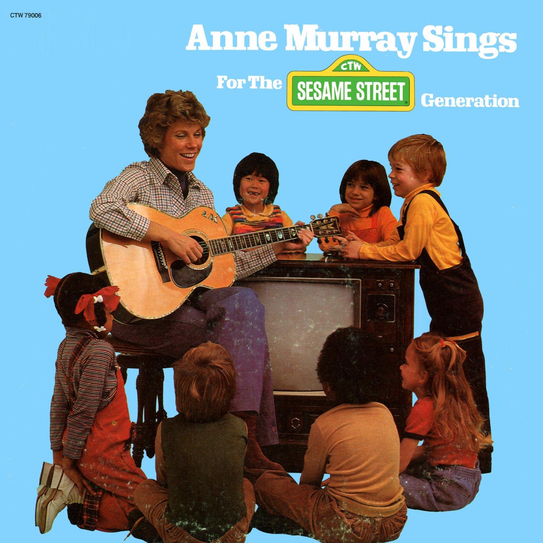 Anne Murray Children Songs - YouTube