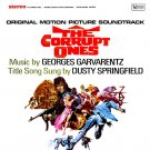 The Corrupt Ones - Original Soundtrack, Georges Garvarentz OST LP/CD