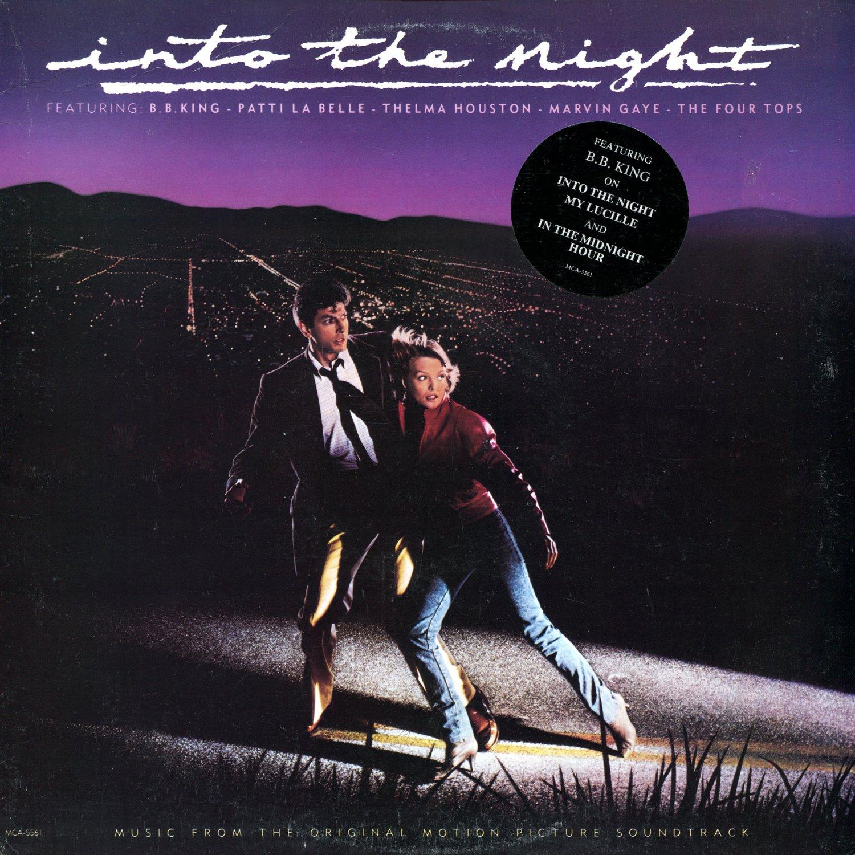 Into The Night (1985) - Original Soundtrack, Ira Newborn OST LP/CD