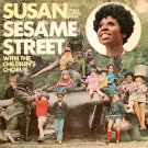 Susan Sings Songs From Sesame Street - Loretta Long Music Collection LP/CD