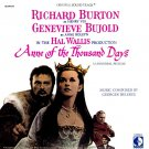 Anne Of The Thousand Days - Original Soundtrack, Georges Delerue OST LP/CD