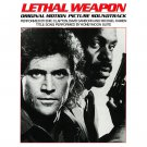 Lethal Weapon - Original Soundtrack, Michael Kamen & Eric Clapton OST LP/CD