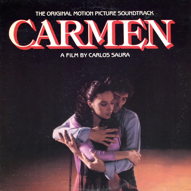 Carmen (1983) - Original Soundtrack, Teresa Nieto OST LP/CD