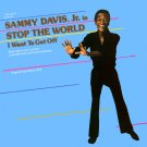 Stop The World I Want To Get Off - Original 1978 Cast Soundtrack, Sammy Davis Jr. LP/CD