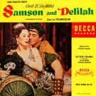 Samson And Delilah / Salome - Soundtrack Collection, Victor Young LP/CD