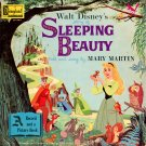 Sleeping Beauty - Walt Disney Story Soundtrack, Mary Martin LP/CD