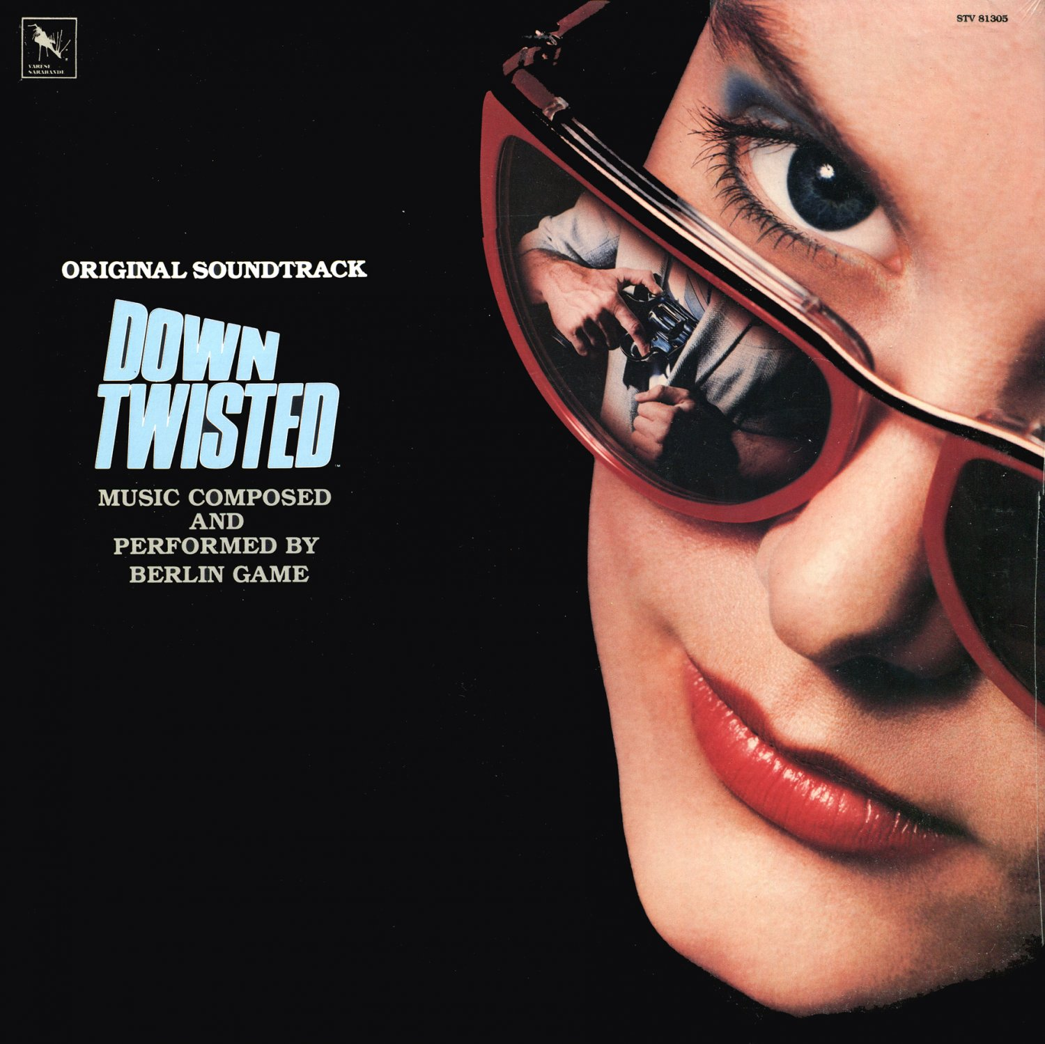 Down Twisted - Original Soundtrack, Berlin Game OST LP/CD
