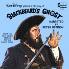 Blackbeard's Ghost - Walt Disney Story Soundtrack, Peter Ustinov LP/CD