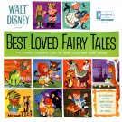 Walt Disney presents Best Loved Fairy Tales - Disneyland Story Collection LP/CD