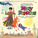 The Story and Songs from Mary Poppins - Walt Disney Soundtrack, Sherman Brothers LP/CD