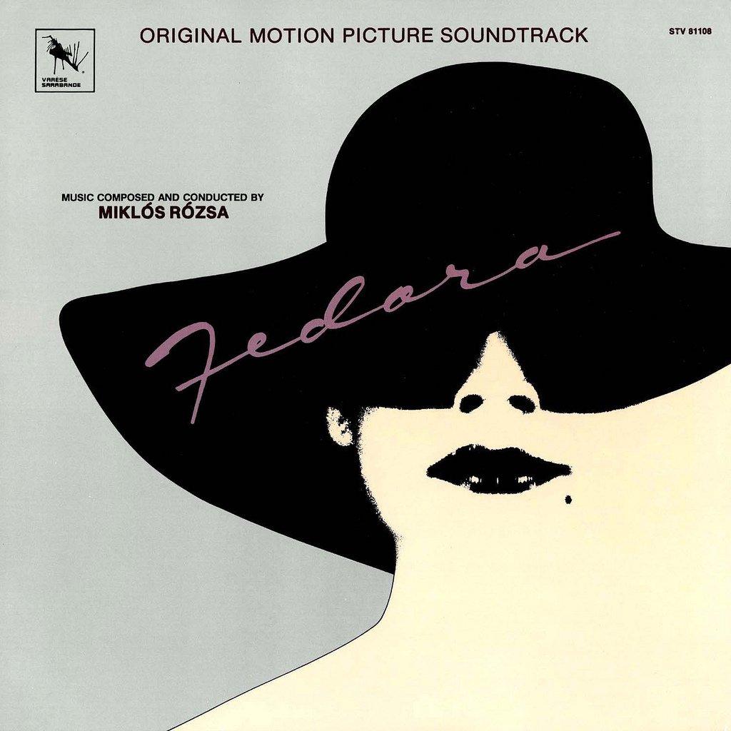 Fedora - Original Soundtrack, Miklos Rozsa OST LP/CD