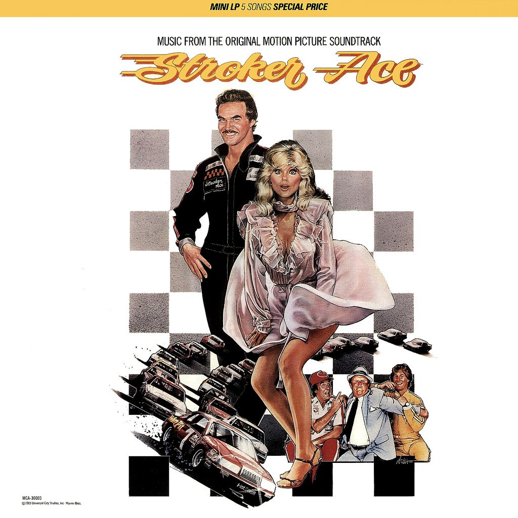 Stroker Ace - Original Soundtrack, Al Capps OST LP/CD