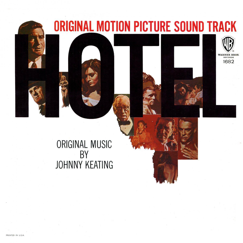 Hotel (1967) - Original Soundtrack, Johnny Keating OST LP/CD