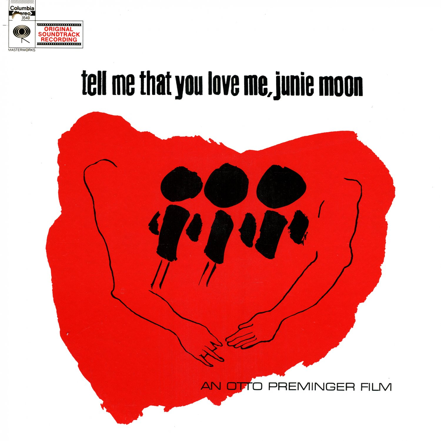 Tell Me That You Love Me, Junie Moon - Original Soundtrack, Philip Springer OST LP/CD