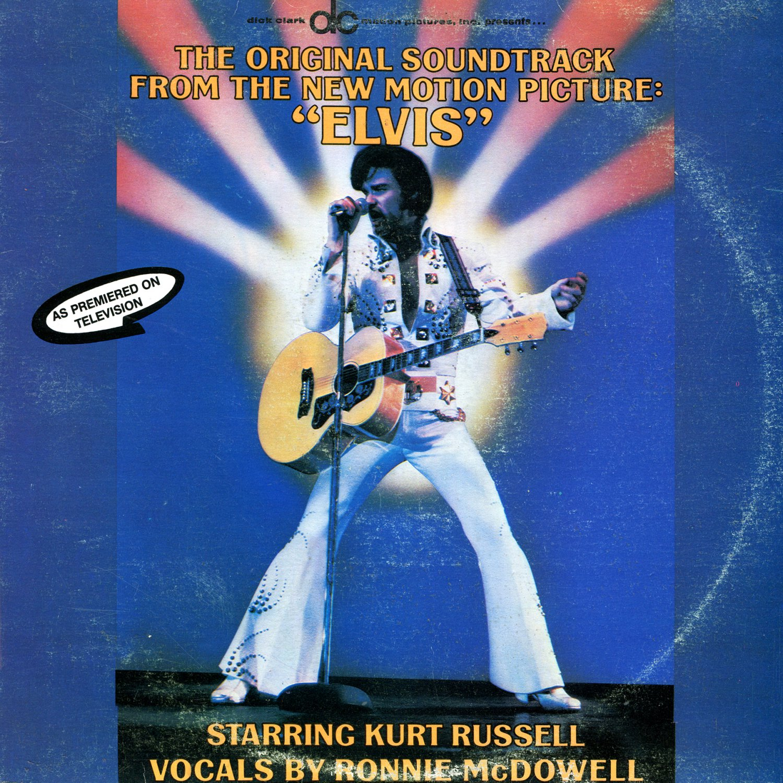 Elvis (1979) - Original Soundtrack, Ronnie McDowell & Joe Renzetti OST LP/CD