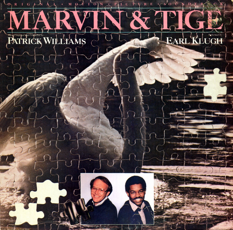 Marvin And Tige (1983) - Original Soundtrack, Patrick Williams & Earl Klugh OST LP/CD