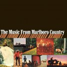 The Music From Marlboro Country (1967) - Original Soundtrack, Elmer Bernstein LP/CD