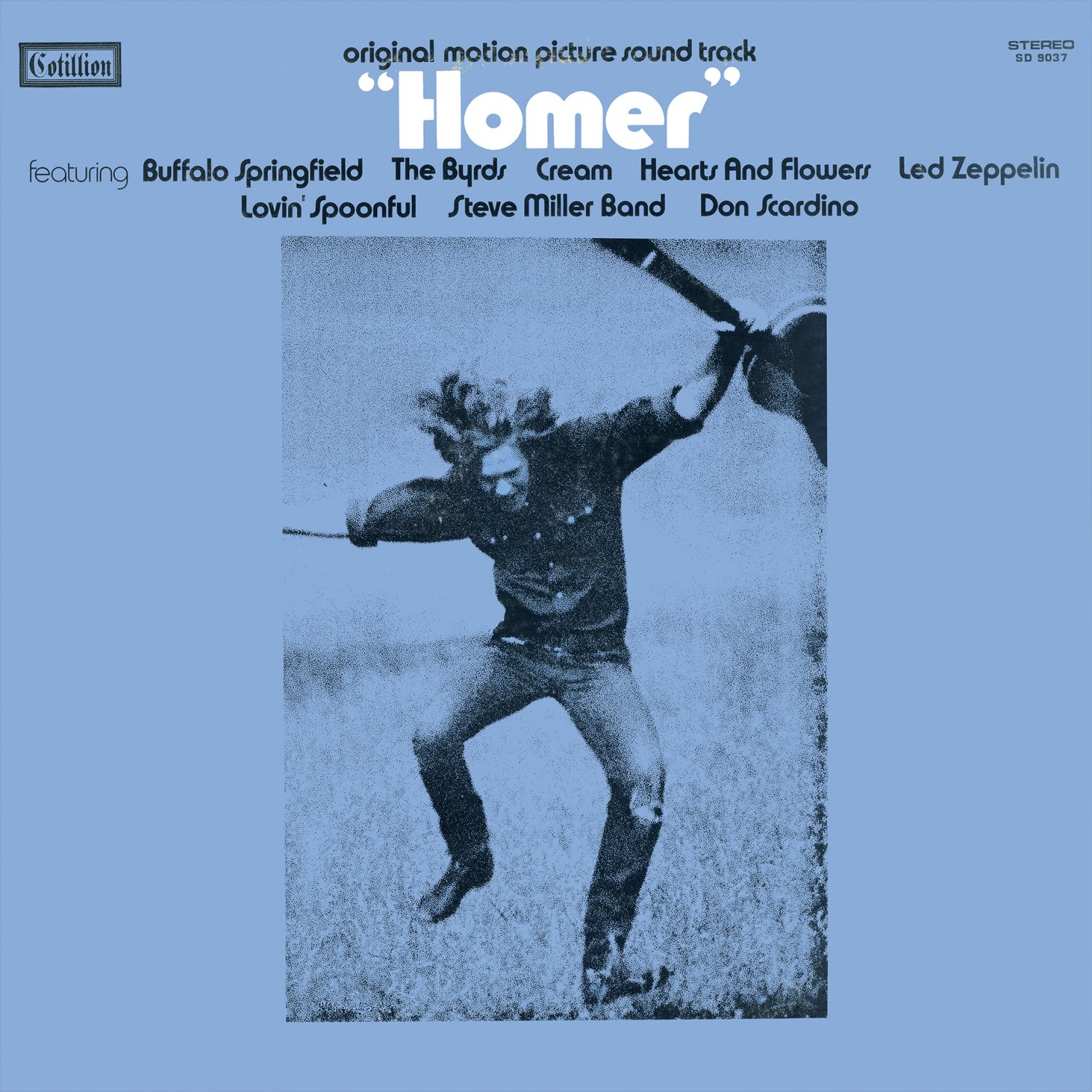Homer - Original Soundtrack, Buffalo Springfield OST LP/CD