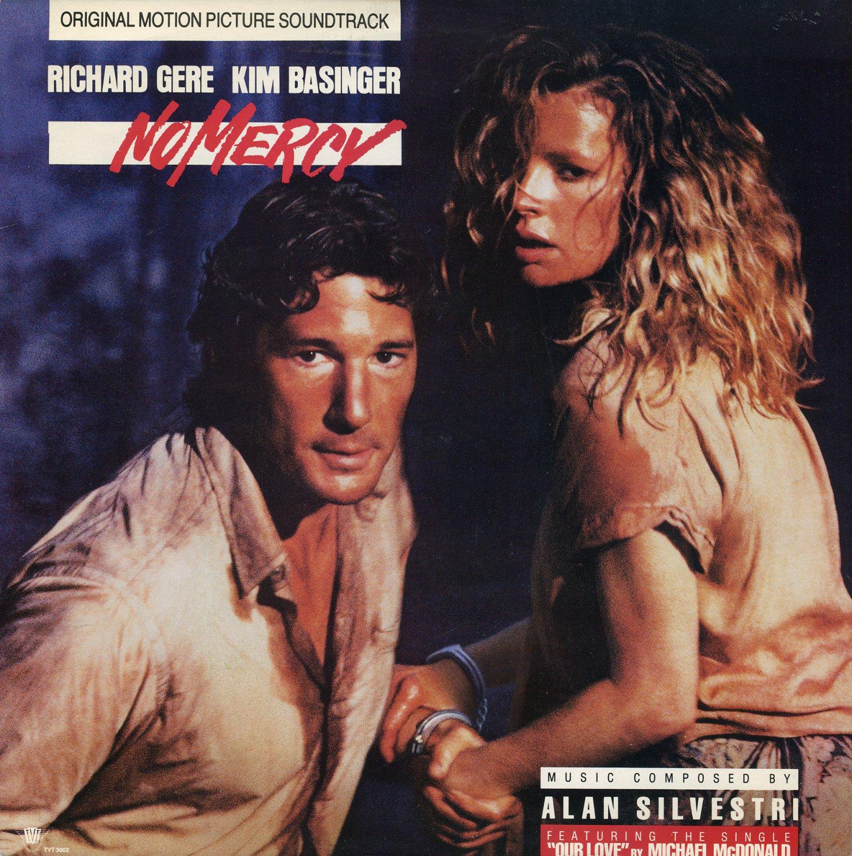 No Mercy - Original Soundtrack, Alan Silvestri OST LP/CD