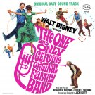 The One And Only Genuine Original Family Band - Walt Disney Soundtrack, Sherman Brothers OST LP/CD