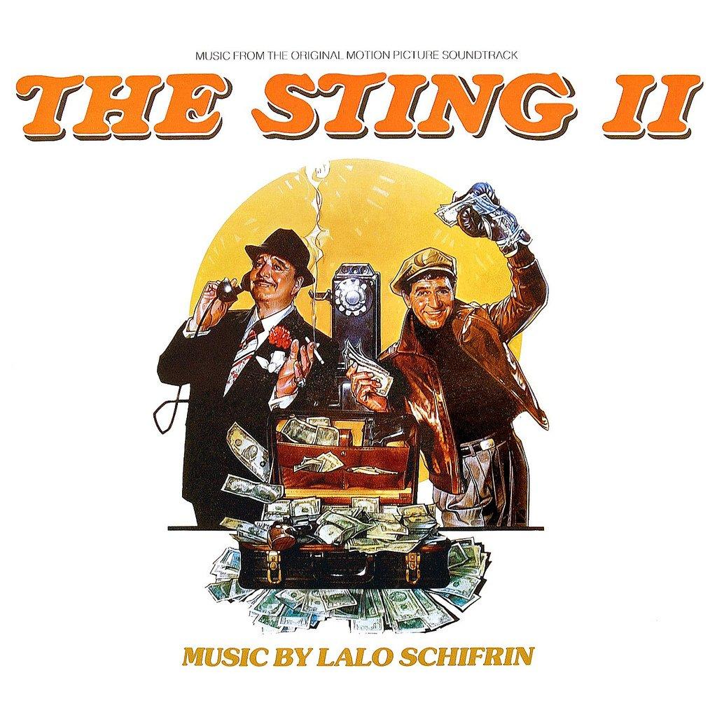 The Sting II - Original Soundtrack, Lalo Schifrin OST LP/CD 2