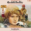 Run Wild, Run Free - Original Soundtrack, David Whitaker OST LP/CD