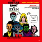 The Square Root Of Zero (1963) - Original Soundtrack, Elliot Kaplan OST LP/CD