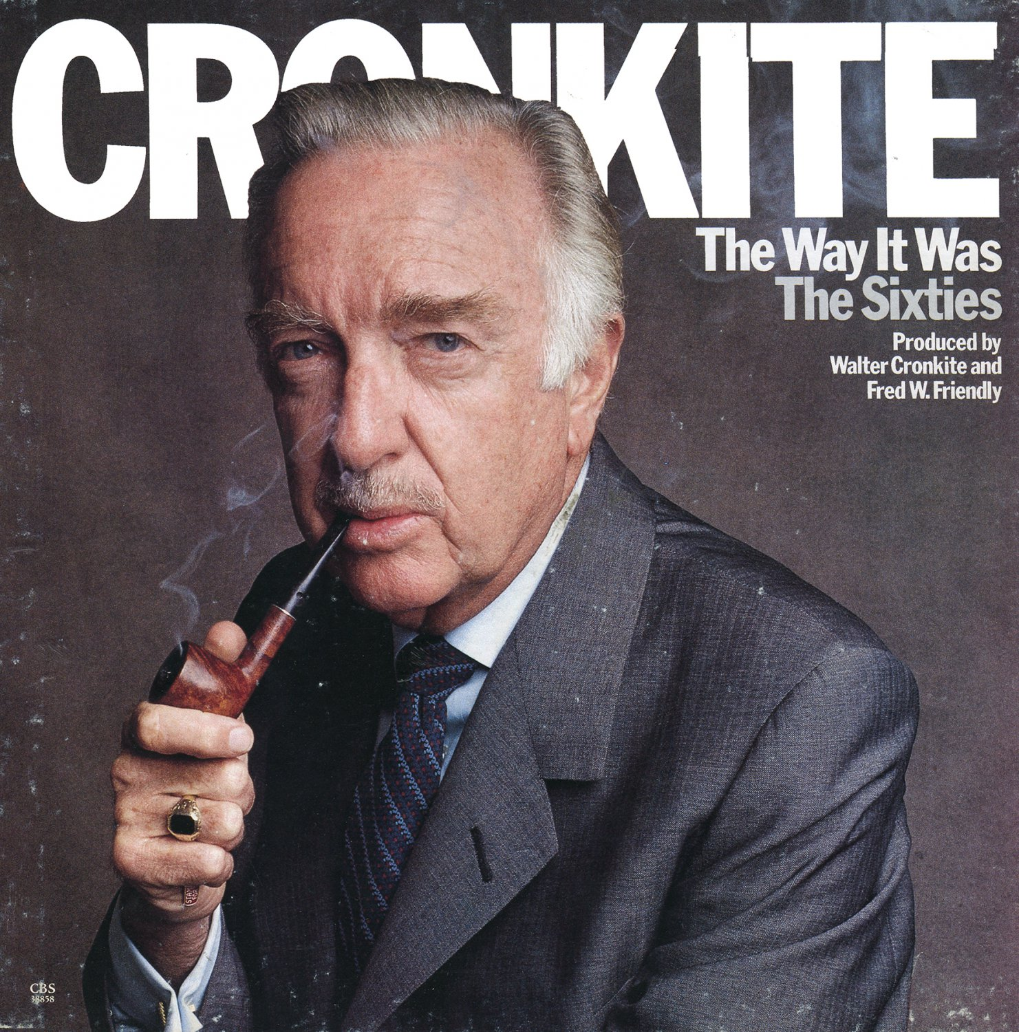 Cronkite: The Way It Was/The Sixties, Walter Cronkite Narrates LP/CD