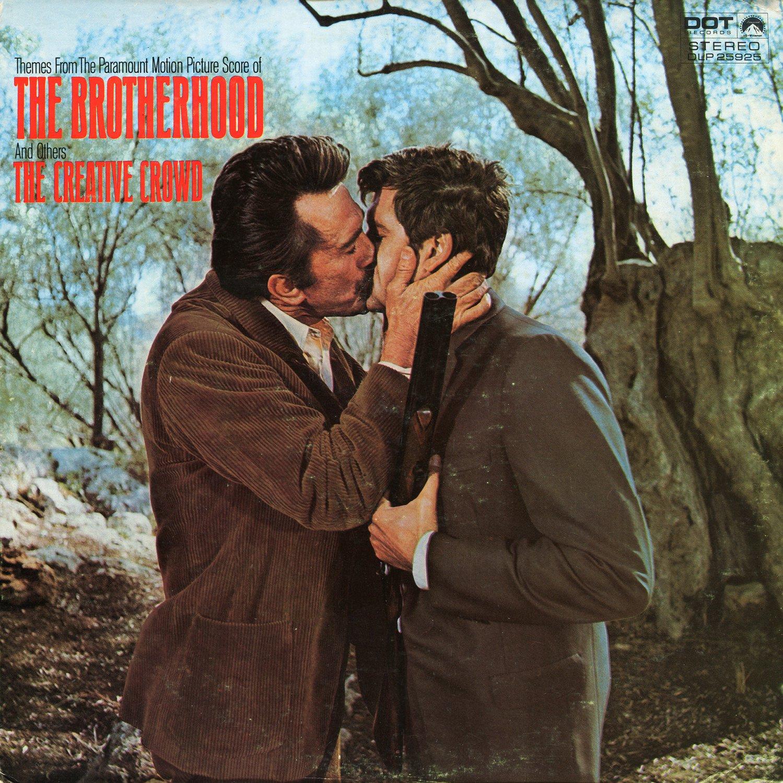 The Brotherhood - Original Soundtrack, Lalo Schifrin OST LP/CD