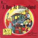 A Day At Disneyland - A Musical Tour Narrated by Jiminy Cricket & Walt Disney, Soundtrack LP/CD