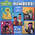 Sesame Street Numbers - Original TV Soundtrack LP/CD
