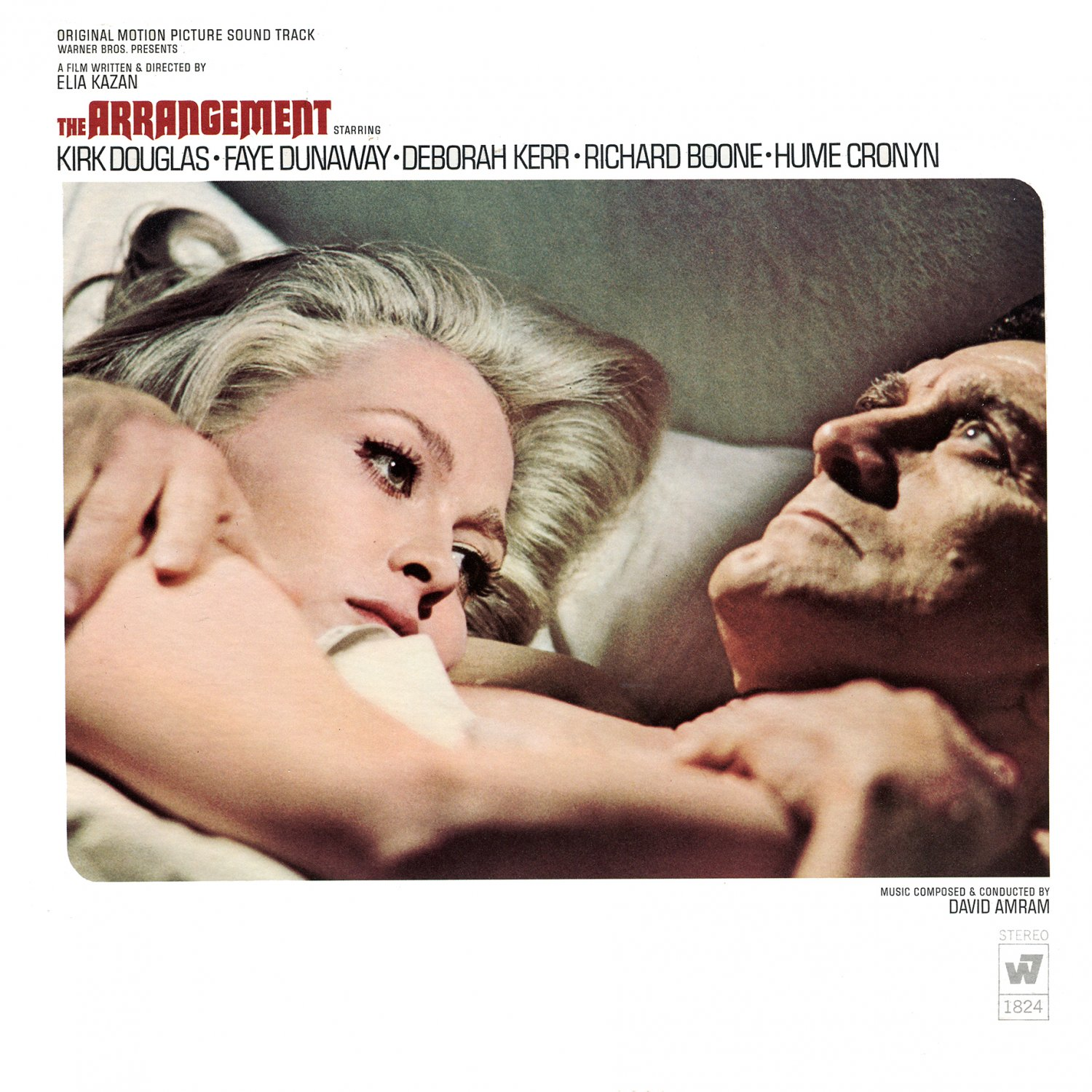 The Arrangement - Original Soundtrack, David Amram OST LP/CD