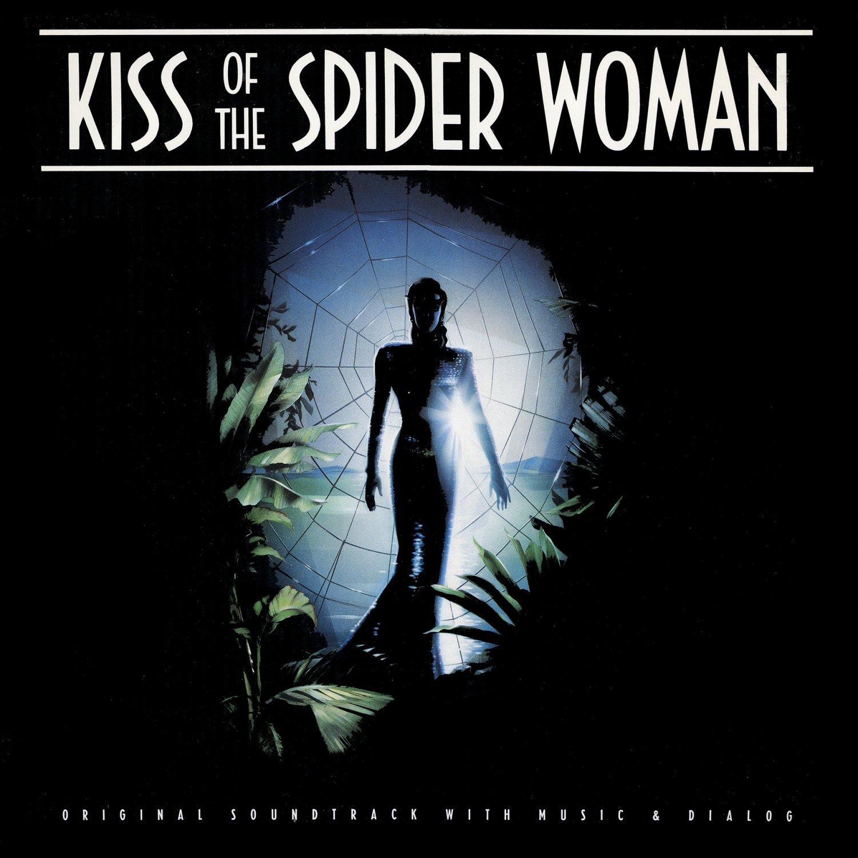 Kiss Of The Spider Woman (1985) - Original Soundtrack, John Neschling/Wally Badarou OST LP/CD