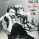 The Real Thing - Original Cast Soundtrack, Jeremy Irons & Glenn Close LP/CD
