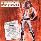 Legend - Original Broadway Soundtrack, Dan Goggin & Elizabeth Ashley OST LP/CD