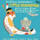 The Adventures Of Little Hiawatha, Ugly Duckling & Other Tales - Walt Disney Story Soundtrack LP/CD